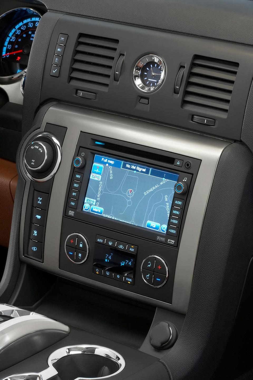 Обновление навигации Hummer